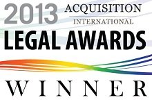 Competition Law Firm of the Year – Germany (2013)